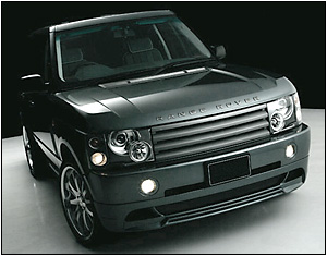 RANGE ROVER SPORTS LINE «WALD»