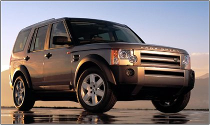 RANGE ROVER Land Rover Discovery