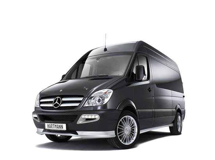 Mercedes-Benz Sprinter. Hartmann tuning»